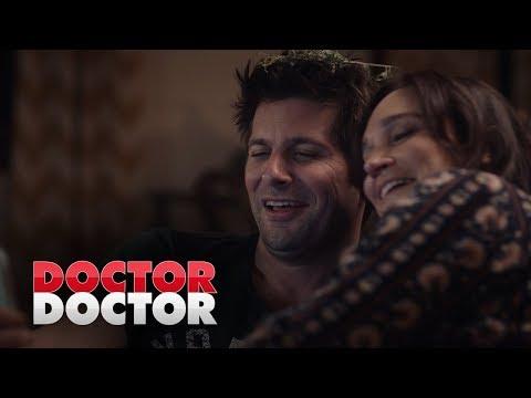 Matt and Charlie enjoy Ivy's 'special' cake   Doctor Doctor Season 3