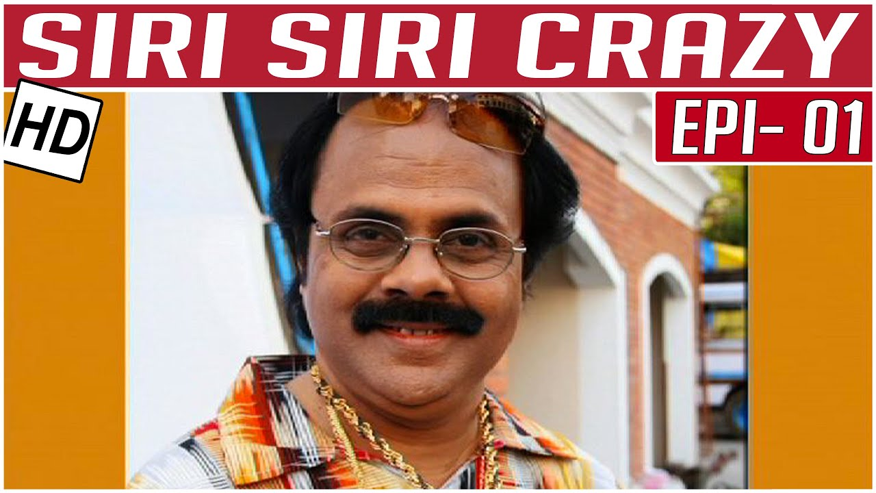 crazy mohan comedy