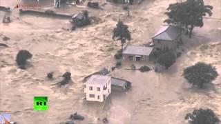 #Fukushima~ Radioactive Floods Recontaminate Japan (by Arnie Gundersen)