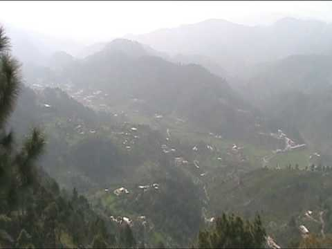 hiking on margla hils islamabad to taxila 1