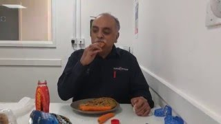 How Many Carrots Can Kushi eat in 1 min (Lovely Lovely)