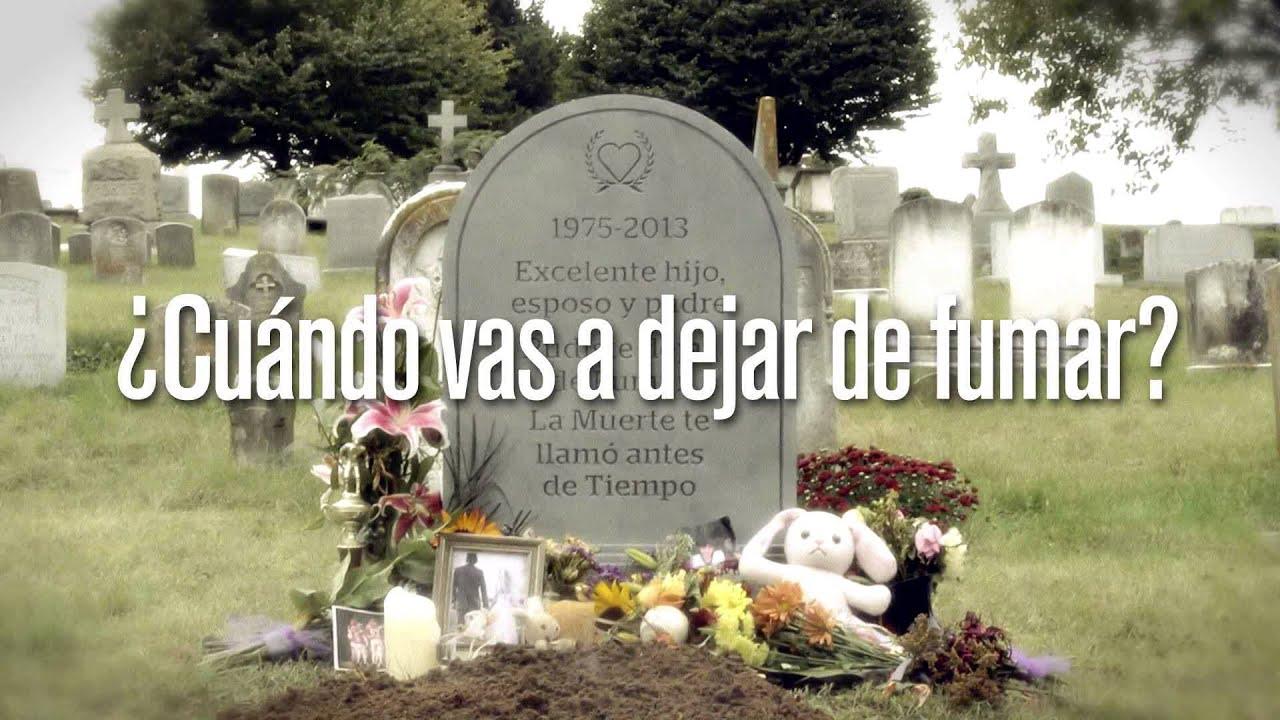 Spanish Smoking Cessation Campaign Video