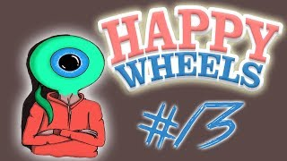 Happy Wheels - Part 13 | JACKSEPTICEYE LEVEL ON THE FRONT PAGE!!