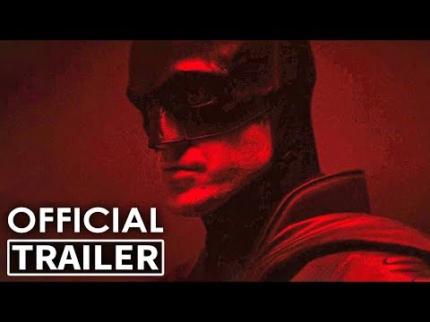 THE BATMAN Teaser Trailer (NEW 2021)