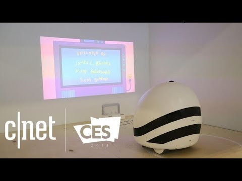 Keecker: A smart-home sentry with a built-in projector