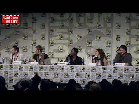 Constantine Comic Con Panel