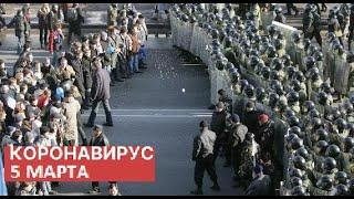 Коронавирус Новости сегодня 5 Марта 05 03 20  Последние новости о вирусе из Китая. Вакцина от вируса