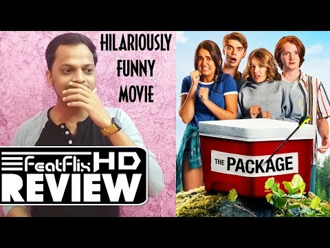 The Package (2018) Netflix Comedy Movie Review In Hindi | FeatFlix