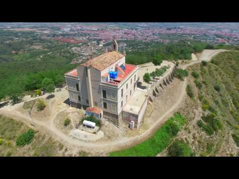 Ermita Sant Ramon , Sant Boi de llobregat, Dji Phantom 3