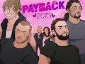 PAYBACK 2015 - Dating Randy Orton & Good Ending (WWE Dating Simulator)