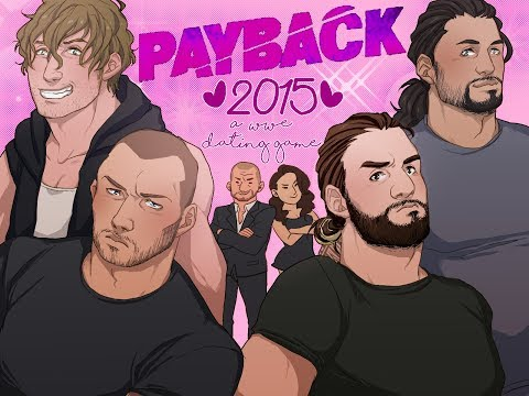 PAYBACK 2015 - Randy Orton 's Route & Good Ending (WWE Dating Simulator)