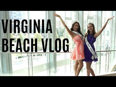 Virginia Beach travel vlog part 1