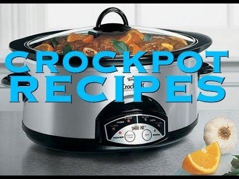 Bodybuilding Crockpot Recipe #9 Chicken With Applesauce