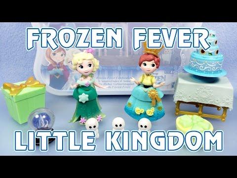 Куклы Холодное сердце - Маленькое Королевство (Disney Frozen Little Kingdom)