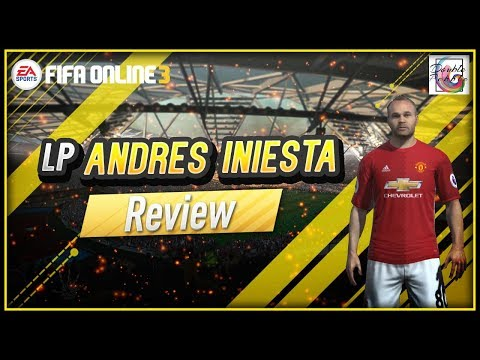 LP Andres Iniesta Review - Is He Worth It? - Fifa Online 3