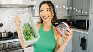 My Kitchen Essentials | Make Cooking Easy
