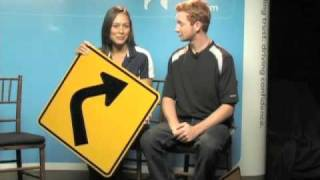 ICBC driving tips - Approaching a curve
