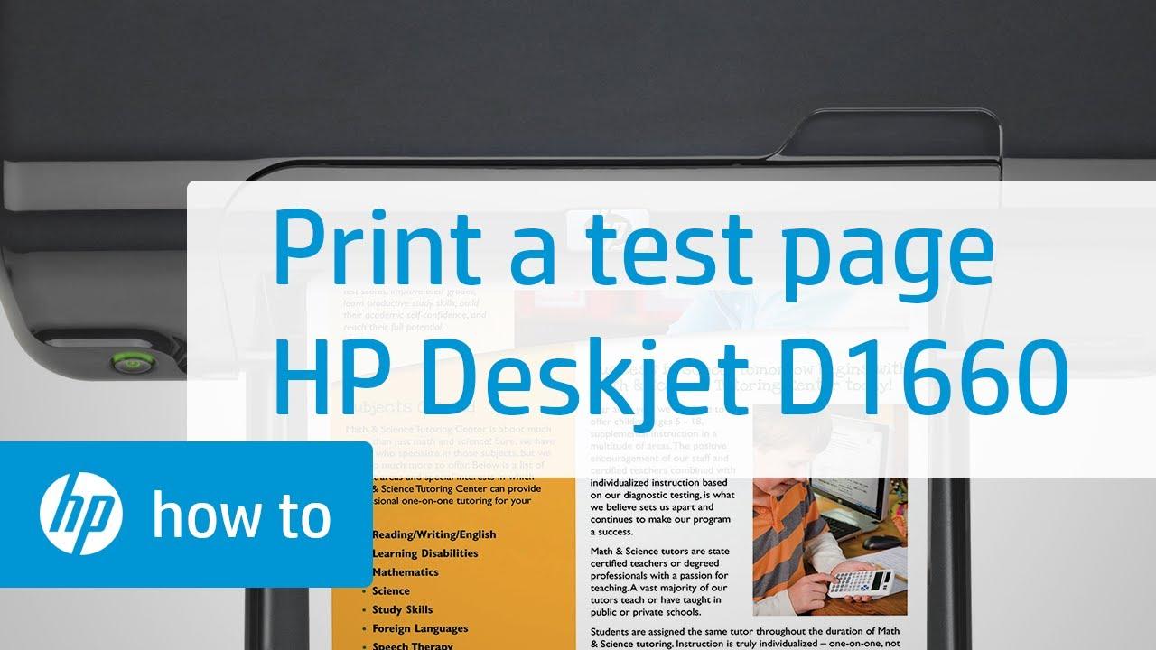 software para impressora hp deskjet d1660