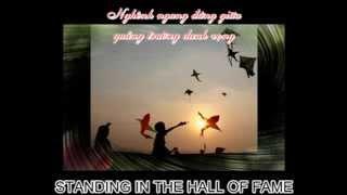 [vietsub/kara]Hall Of Fame - The Script will i am