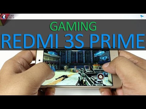 Xiaomi Redmi 3S Prime Gaming Review with Heating Check
