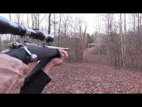 Ruger model 77   .357 Magnum Range 2