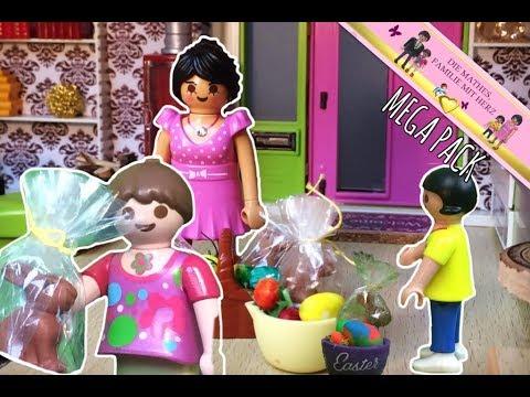 MEGA PACK - Ostergeschichten von Familie Mathes - Playmobil film deutsch
