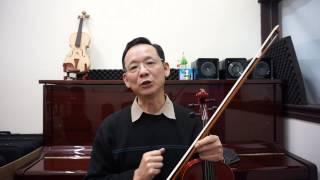 小提琴揉弦教學1 何謂揉弦及種類