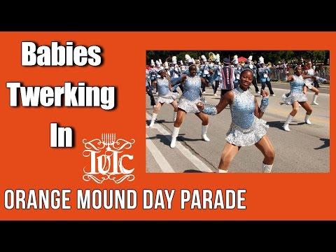 The Israelites:  Babies Twerking In Orange Mound Day Parade (2016)