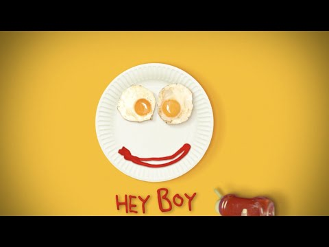 Sia - Hey Boy (Lyric Video)