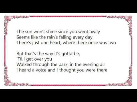 Christina Milian - Until I Get Over You Lyrics