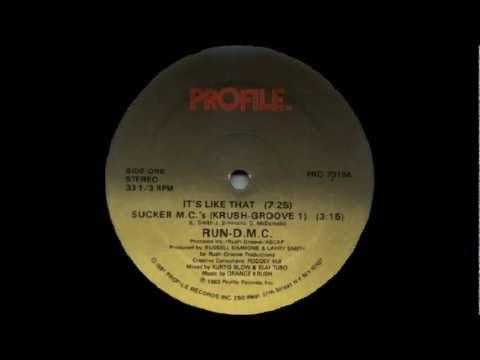 Run-D.M.C. - It's Like That (1983)