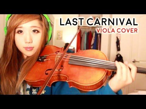 Acoustic Cafe: Last Carnival [viola cover]