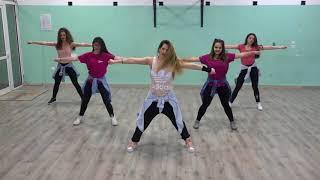 """AZUKITA"""" / Zumba® choreo with Giouli Giannopoulou (Aoki, D.Yankee, Play-N-Skillz & E.Crespo)"""