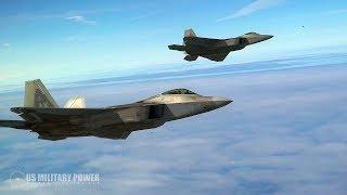 U.S. Deploys F-22 Raptor to Middle East