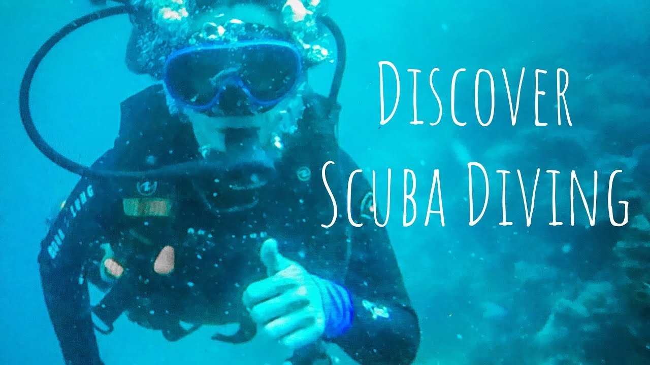 Discover Scuba Diving Coron Palawan Philippines Vlog Episode By Roaming Tourist Productions