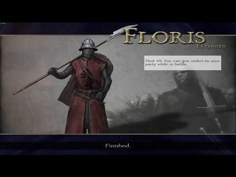 Introducing... Mount & Blade: Warband, and my favorite mod, Floris Expanded