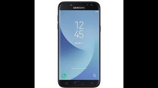 Samsung Galaxy J7 (2017) Black Смартфон . Небольшой обзор .