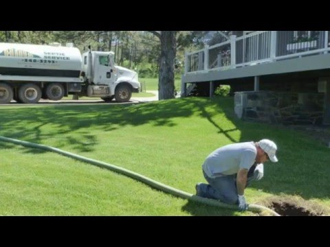 Septic Tank Pumping Companies in Tallmadge
