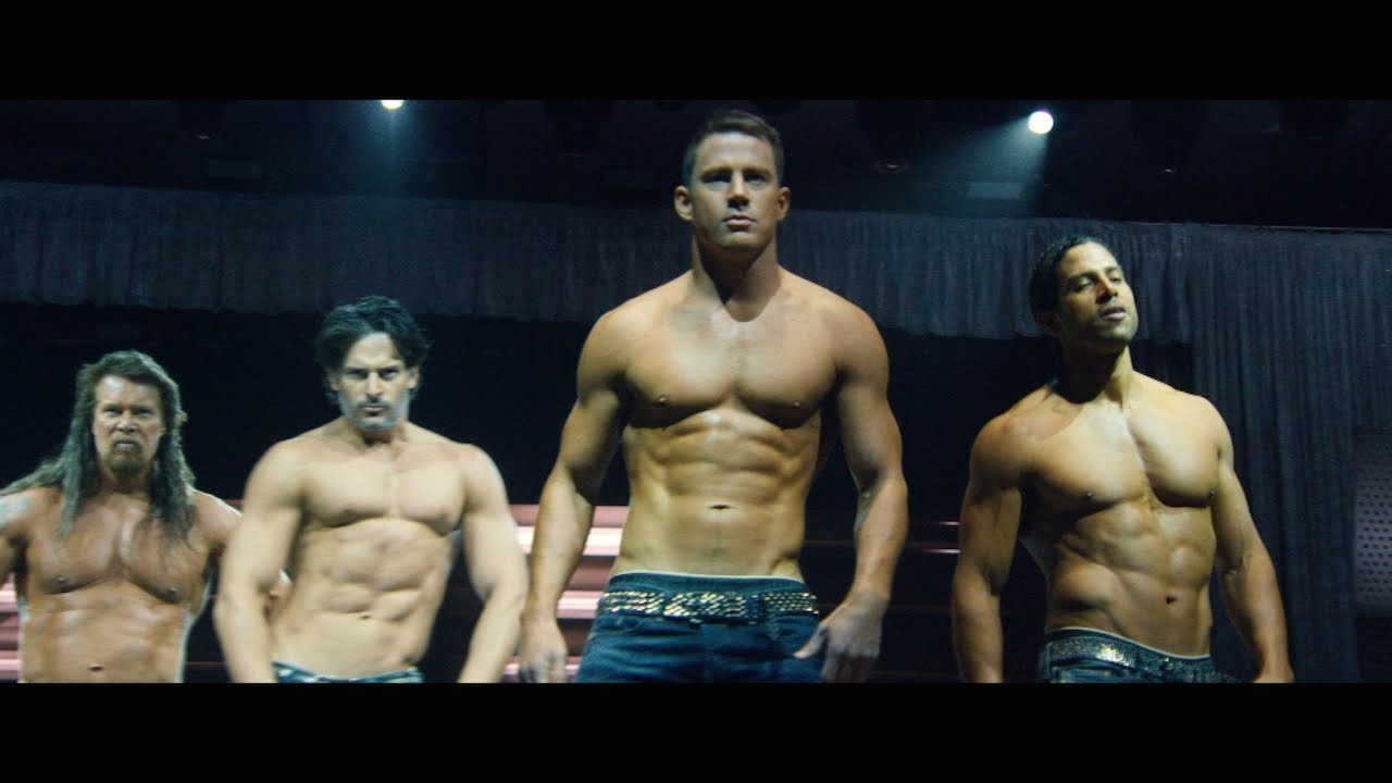 'Magic Mike XXL' Official Trailer | Doovi