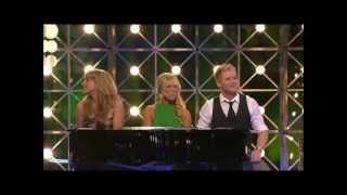 Matilda Hansson och Peter Johansson - It takes two (Så ska det låta 2012)