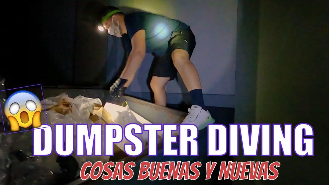 ENCONTRAMOS MASETEROS HERMOSOS / DUMPSTER DIVING / CUIDAD DE RICOS / LO QUE TIRAN EN USA