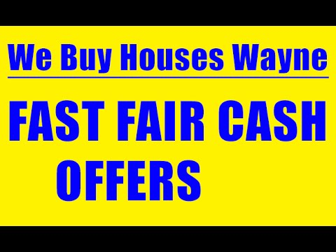 We Buy Houses Wayne Michigan - CALL 248-971-0764 - Sell House Fast Wayne Michigan