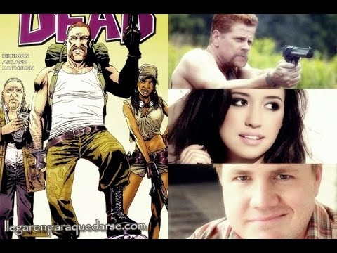 Abraham Eugene And Rosita Will Join The Walking Dead On This Sunday S Episode