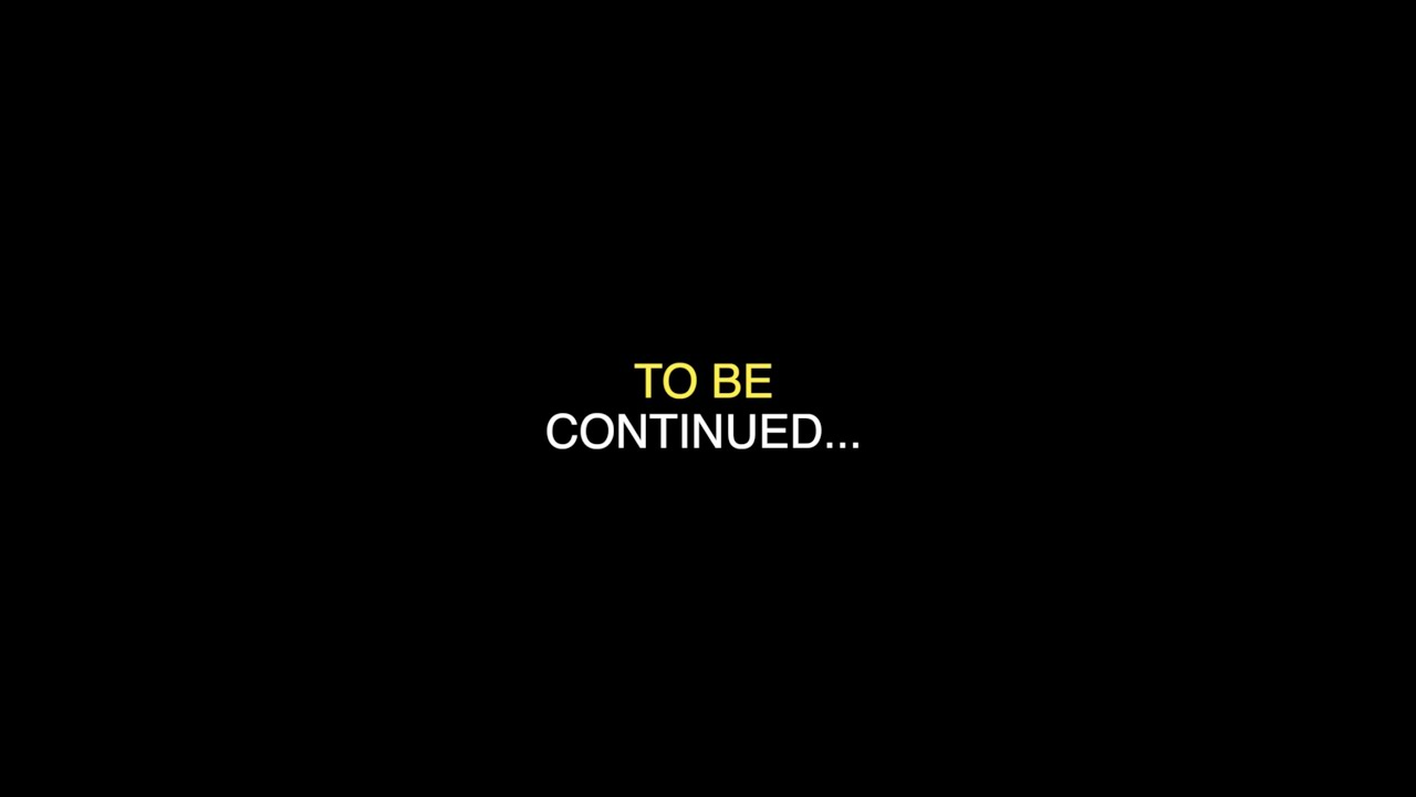 OSIRIS - TO BE CONTINUED