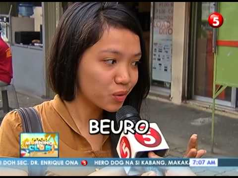 News5e | Galing ng pinoy sa english