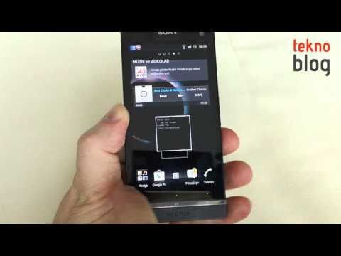 Sony Xperia S İncelemesi