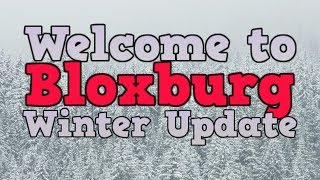 Welcome to Bloxburg version 0.7.1 - Roblox