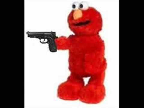 Elmos Got A Gun