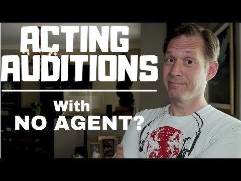 How To Find PAYING Acting Auditions W/ No Agent!