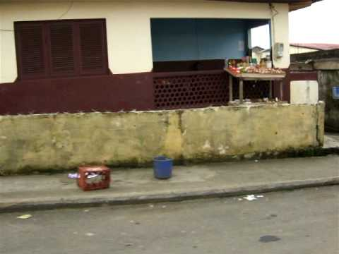 The Streets of Malabo